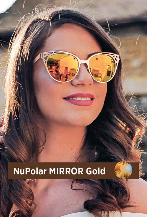 NuPolar MIRROR Gold
