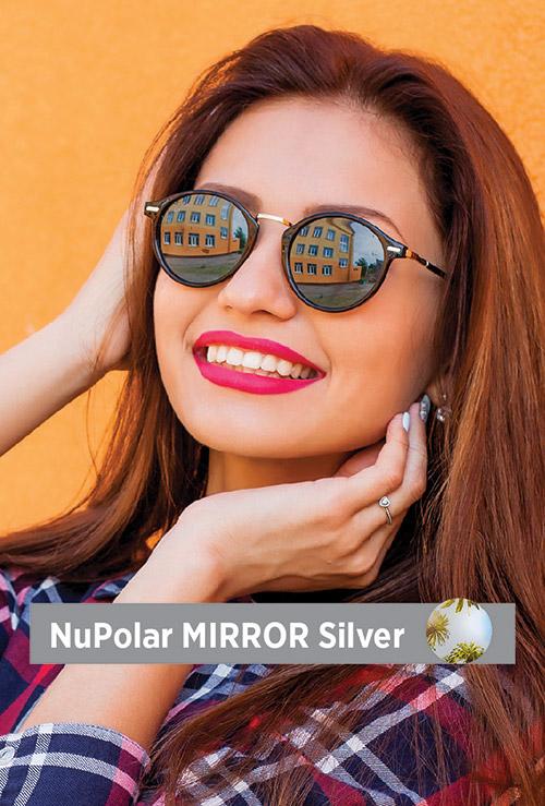 NuPolar MIRROR Silver
